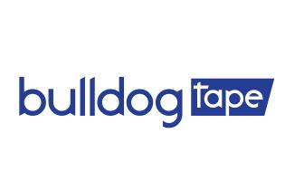 Bulldog Tape – niebieski