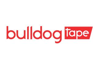 Bulldog Tape – czerwony